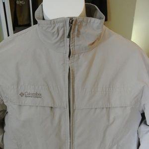 Columbia Jacket Creme